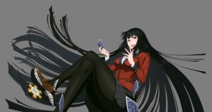 Rating: Safe Score: 30 Tags: aoki_rie jabami_yumeko kakegurui pantyhose seifuku transparent_png User: Mekdra