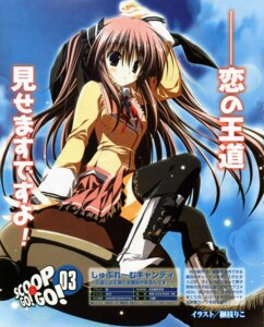 Rating: Safe Score: 5 Tags: amano_hanei bleed_through korie_riko makura seifuku supreme_candy thighhighs User: admin2