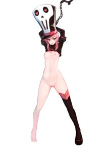 Rating: Explicit Score: 104 Tags: bondage bottomless breasts jakuzure_nonon kill_la_kill mayorang nipples pussy thighhighs User: vkun