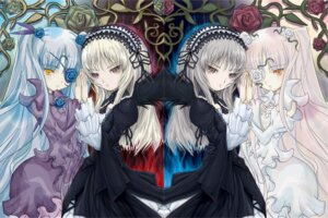 Rating: Safe Score: 14 Tags: barasuishou gothic_lolita kirakishou lolita_fashion rozen_maiden suigintou User: Radioactive