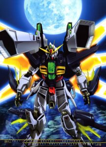 Rating: Safe Score: 2 Tags: abe_munetaka calendar gundam gundam_x mecha User: drop