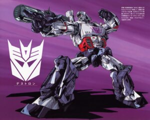 Rating: Safe Score: 10 Tags: gun mecha megatron takahashi_asao transformers User: Radioactive