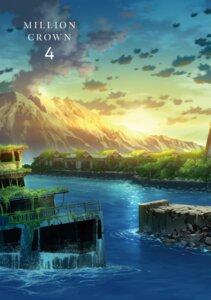Rating: Safe Score: 11 Tags: cogecha landscape million_crown mondaiji_tachi_ga_isekai_kara_kuru_sou_desu_yo? User: kiyoe