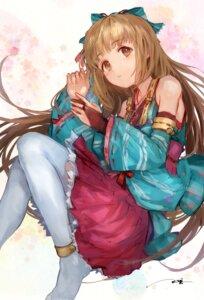 Rating: Safe Score: 52 Tags: japanese_clothes kouzuki_kei pantyhose the_idolm@ster the_idolm@ster_cinderella_girls yorita_yoshino User: Spidey