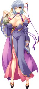 Rating: Safe Score: 38 Tags: baseson cleavage dress koihime_musou no_bra yatsuha_kanan User: Radioactive