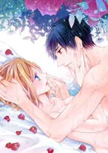 Rating: Questionable Score: 11 Tags: ero♥meruhen naked takano_yumi wet User: charunetra