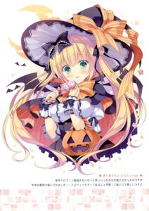 Rating: Safe Score: 18 Tags: allegro_mistic halloween tagme takano_yuki wings witch User: kiyoe