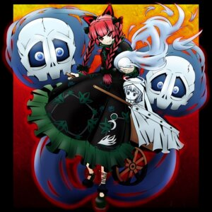 Rating: Safe Score: 4 Tags: kaenbyou_rin konoe touhou zombie_fairy User: charunetra