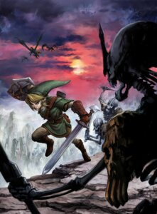 Rating: Safe Score: 21 Tags: kargaroc link male monster nintendo pointy_ears stalfos sword the_legend_of_zelda the_legend_of_zelda:_twilight_princess User: Radioactive