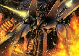 Rating: Safe Score: 7 Tags: gundam gundam_age mecha sword weapon User: Anonymous