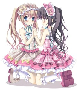 Rating: Safe Score: 49 Tags: dress lolita_fashion masushita_ito User: blooregardo