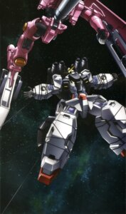 Rating: Safe Score: 5 Tags: bondage gun gundam gundam_00 gundam_virtue mecha tieren_taozi User: Radioactive