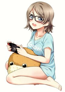 Rating: Questionable Score: 25 Tags: love_live!_sunshine!! megane tagme watanabe_you User: Radioactive