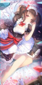 Rating: Safe Score: 48 Tags: feet fuyouchu love_live! waitress yazawa_nico User: Mr_GT