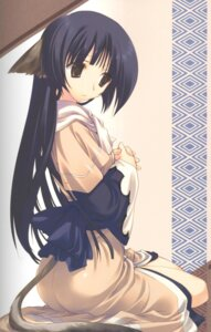 Rating: Safe Score: 9 Tags: screening utawarerumono yuzuha User: blooregardo