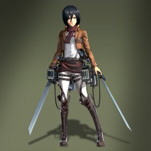 Rating: Safe Score: 22 Tags: mikasa_ackerman shingeki_no_kyojin sword User: Radioactive