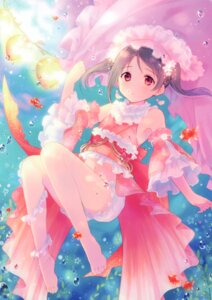 Rating: Questionable Score: 84 Tags: bloomers feet lolita_fashion love_live! ousaka_nozomi wa_lolita yazawa_nico User: yong