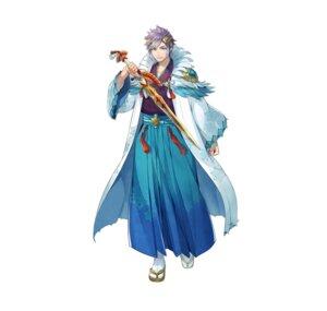 Rating: Questionable Score: 5 Tags: argon fire_emblem fire_emblem_heroes hríd japanese_clothes nintendo sword User: fly24