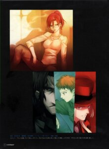 Rating: Safe Score: 7 Tags: kara_no_kyoukai megane smoking takeuchi_takashi type-moon User: fireattack