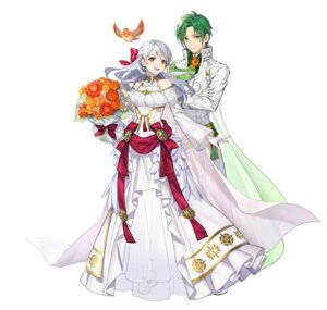Rating: Questionable Score: 12 Tags: dress fire_emblem fire_emblem:_akatsuki_no_megami fire_emblem_heroes micaiah nintendo see_through sothe teffish wedding_dress User: fly25