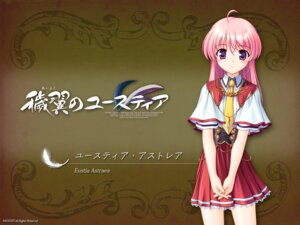 Rating: Safe Score: 15 Tags: aiyoku_no_eustia august bekkankou eustia_astraea seifuku wallpaper User: Devard