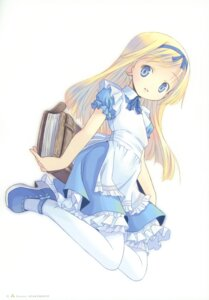 Rating: Safe Score: 27 Tags: alice alice_in_wonderland dress pop User: petopeto