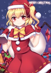 Rating: Safe Score: 29 Tags: christmas dress flandre_scarlet papo touhou wings User: Mr_GT