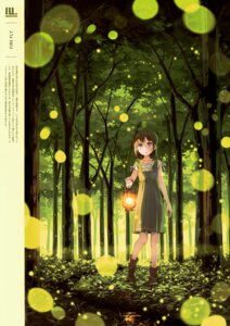 Rating: Safe Score: 57 Tags: 5_nenme_no_houkago dress kantoku User: Hatsukoi