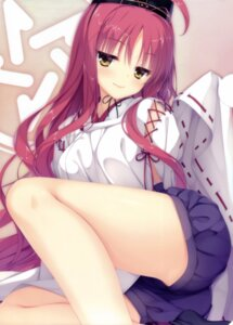 Rating: Safe Score: 109 Tags: dracu-riot! japanese_clothes muririn yarai_miu yuzu-soft User: RKO