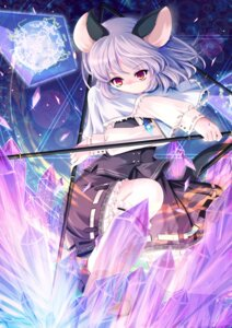 Rating: Safe Score: 24 Tags: animal_ears cetera nazrin touhou User: blooregardo