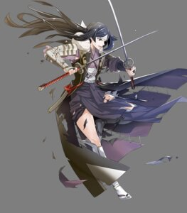 Rating: Questionable Score: 7 Tags: armor fire_emblem fire_emblem_heroes fire_emblem_kakusei japanese_clothes nintendo sairi sword torn_clothes yura User: fly24