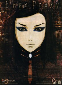 Rating: Safe Score: 7 Tags: bleed_through ergo_proxy re-l_mayer scanning_artifacts User: majoria