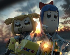 Rating: Questionable Score: 16 Tags: gun pipimi pop_team_epic popuko seifuku skirt_lift tagme weapon User: langyaY