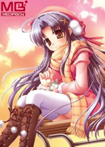 Rating: Safe Score: 10 Tags: evemoina thighhighs watermark User: Radioactive