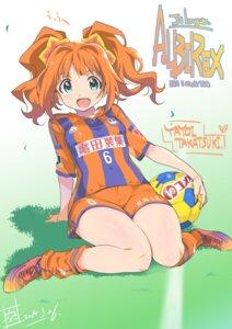 Rating: Safe Score: 36 Tags: inoue_sora soccer takatsuki_yayoi the_idolm@ster User: ferkunxd