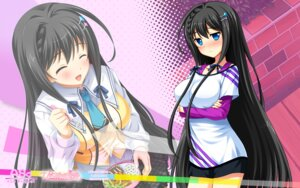 Rating: Safe Score: 31 Tags: aoki_natsume asa_project hitotsu_tobashi_ren'ai panta tagme User: SubaruSumeragi