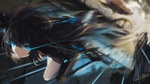 Rating: Safe Score: 52 Tags: black_rock_shooter black_rock_shooter_(character) kuroi_asahi sword User: Mr_GT