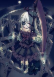 Rating: Safe Score: 35 Tags: dress eyepatch gothic_lolita lolita_fashion mio_1839 User: Radioactive