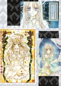 Rating: Safe Score: 2 Tags: otomiya_haine shinshi_doumei_cross tanemura_arina User: syaoran-kun