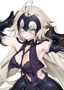 Rating: Questionable Score: 28 Tags: armor cleavage dress fate/grand_order jeanne_d'arc jeanne_d'arc_(alter)_(fate) jikatarou User: Genex