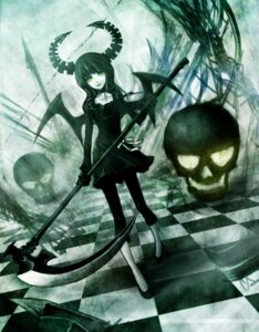 Rating: Safe Score: 10 Tags: black_rock_shooter dead_master dokuro vocaloid User: yumichi-sama