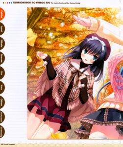 Rating: Safe Score: 19 Tags: crease cube kanekiyo_miwa kurano_kun_chi_no_futago_jijou kurano_yae thighhighs User: TopSpoiler