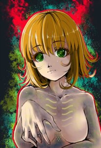 Rating: Questionable Score: 9 Tags: fangxiang_cuoluan mecha_musume naked User: Radioactive