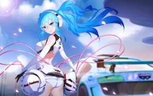 Rating: Safe Score: 72 Tags: ass cangkong hatsune_miku headphones vocaloid wallpaper User: Mr_GT