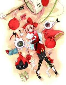 Rating: Safe Score: 8 Tags: nekomura_iroha sarukomea vocaloid User: animeprincess
