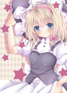 Rating: Safe Score: 19 Tags: alice_margatroid cosplay kirisame_marisa nanase_nao touhou User: Nekotsúh