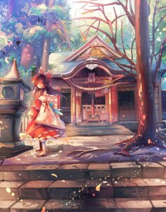 Rating: Safe Score: 28 Tags: hakurei_reimu kirero miko touhou User: Nekotsúh