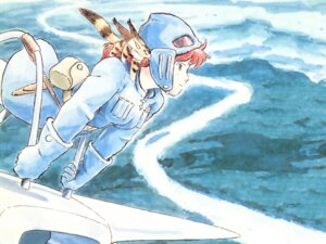 Rating: Safe Score: 7 Tags: kaze_no_tani_no_nausicaa mecha nausicaa studio_ghibli teto wallpaper User: Radioactive