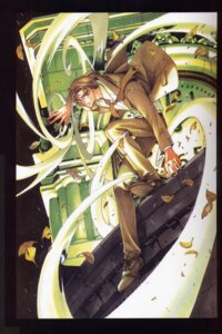 Rating: Safe Score: 2 Tags: aoki_seiichirou clamp male x User: hyde333