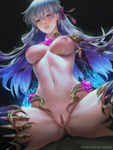 Rating: Explicit Score: 15 Tags: artofkuzu bikini_armor fate/grand_order kama_(fate/grand_order) pussy pussy_juice User: Mr_GT